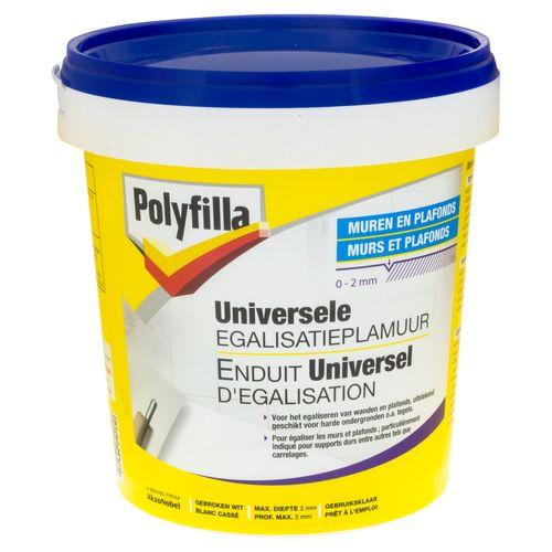Polyfilla universele egalisatie plamuur 1 kg