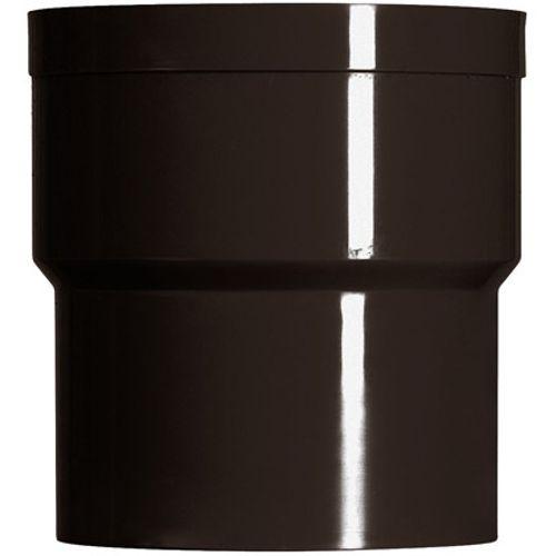 Martens HWA verbindingsstuk 60mm 1xlm bruin