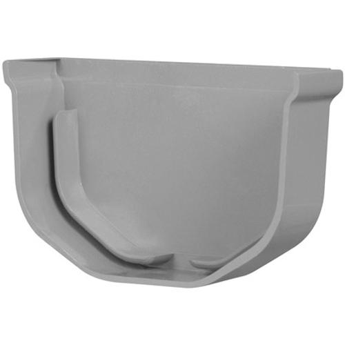 Martens eindstuk minigoot 65mm grijs