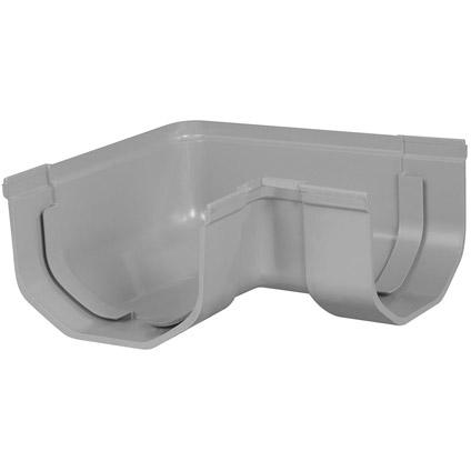 Martens hoekstuk minigoot 65mm grijs