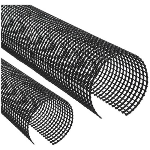 Martens gootdrain zwart 2 meter
