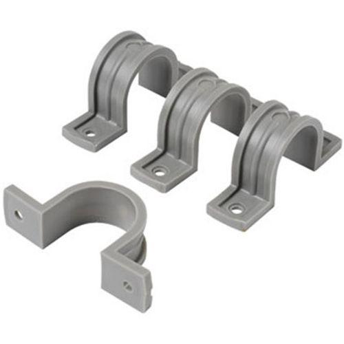 PPC zadel 4 stuks 40mm grijs