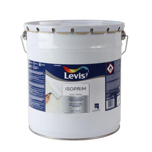 Levis absorptieremmende grondlaag 'Isoprim' 15 L