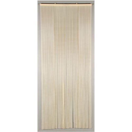 Rideau-portière 'Scala' ivoire 2,2 x 0,9 m