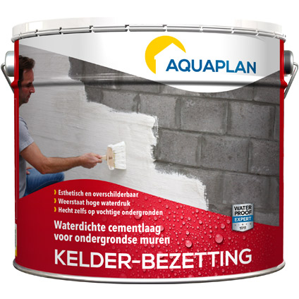 Kelder-bezetting Aquaplan 10 kg