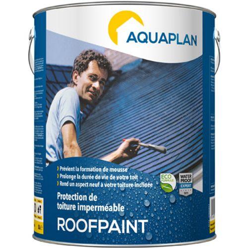"Aquaplan ""Roofpaint"" Antraciet 5 L"