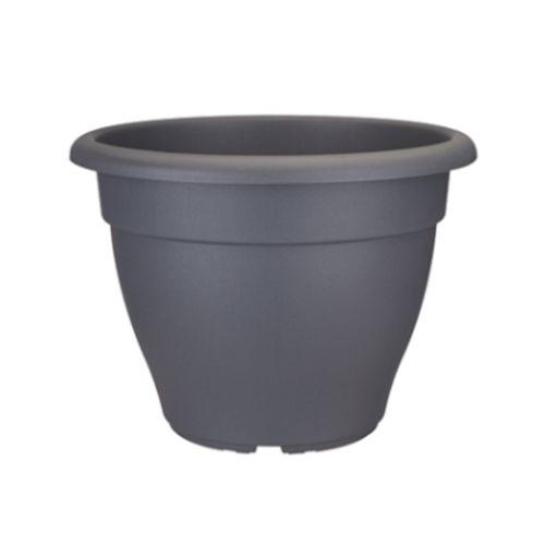Pot Elho 'Torino Campana' anthracite 35 cm