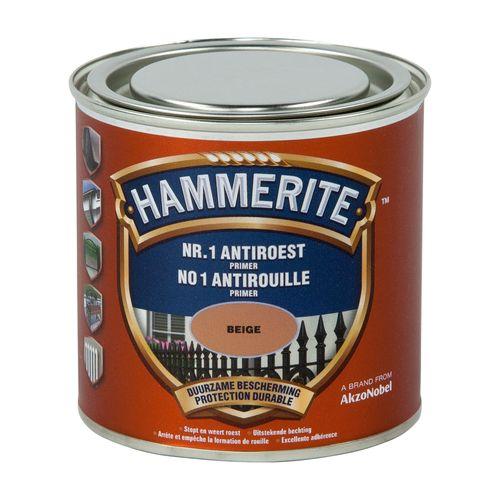 Hammerite primer No. 1 '2 in 1' beige 250 ml