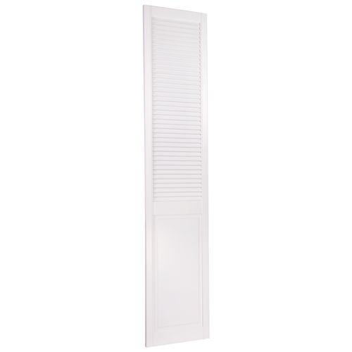 CanDo louvredeur open met paneel 201,3 x 39,4cm