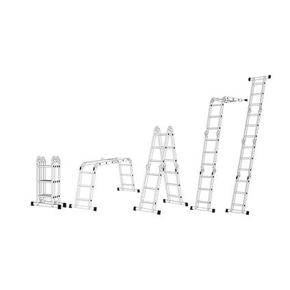 Altrex vouwladder Varitrex Plus 4 x 3-treeds