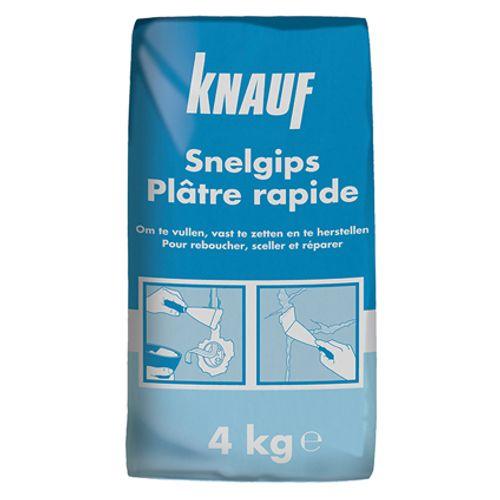 Knauf Snelgips 10 kg
