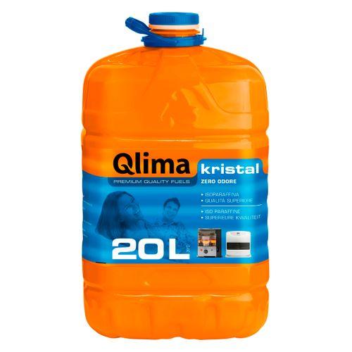 Qlima petroleum 'Kristal' 20L
