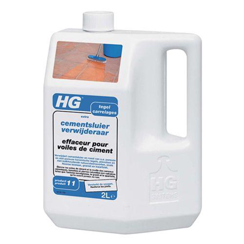 Effaceur pour voiles de ciment HG 'Carrelages' 2 L
