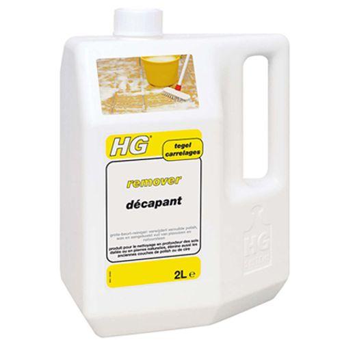 Décapant HG 'Carrelages' 2 L