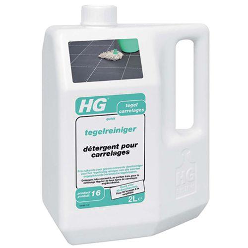 HG tegelreiniger 'Tegel' 2 L