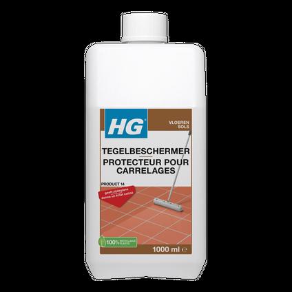 HG Tegel beschermfilm met zijdeglans 1 L