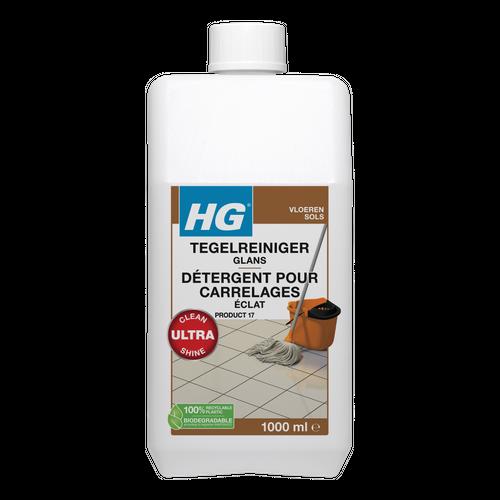 Détergent HG pour carrelage restaurateur d'éclat 1 L