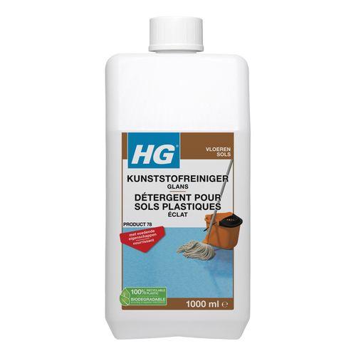 HG glansreiniger voedend 1L