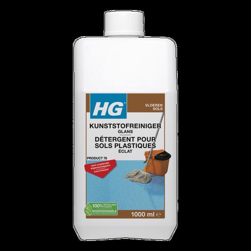 Détergent brillant nourrissant HG 1 L