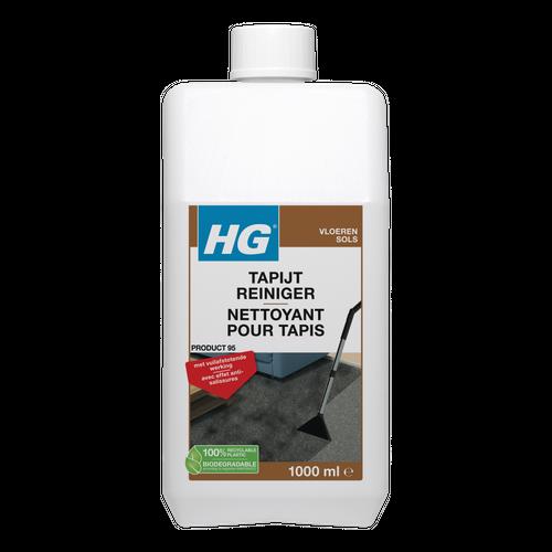 Nettoyant HG pour tapis et tissus d'ameublement 1 L