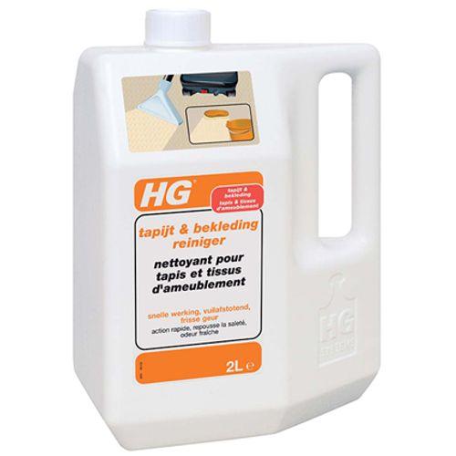 Nettoyant pour tapis et tissus d'ameublement HG 2 L