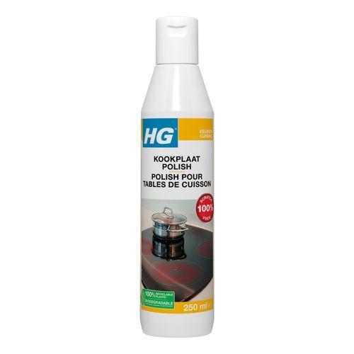 Nettoyant intensif pour plaque de cuisson vitro céramique HG 250 ml