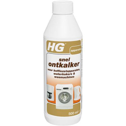 Détartrant rapide HG 500 ml
