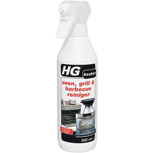 HG oven, grill en barbecue reiniger 500ml