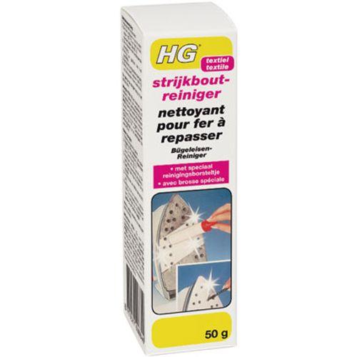 Nettoyant pour fer à repasser HG 'Textile' 50 g