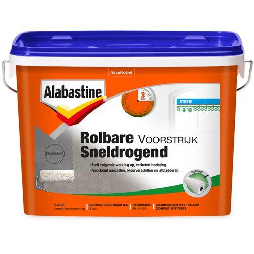 Alabastine voorstrijk rolbaar zuiging en hechting 5L