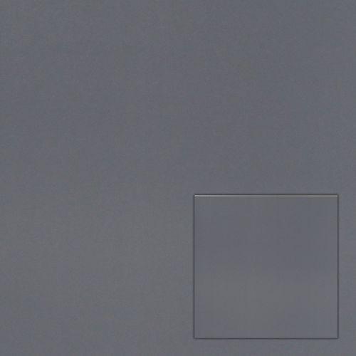 Vloertegel Softline antraciet 33x33cm