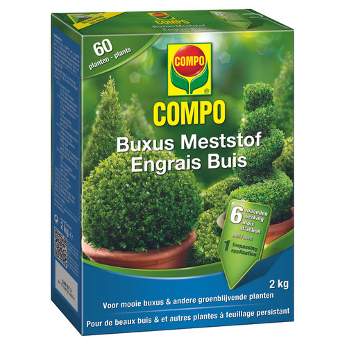 Compo meststof Buxus 2kg