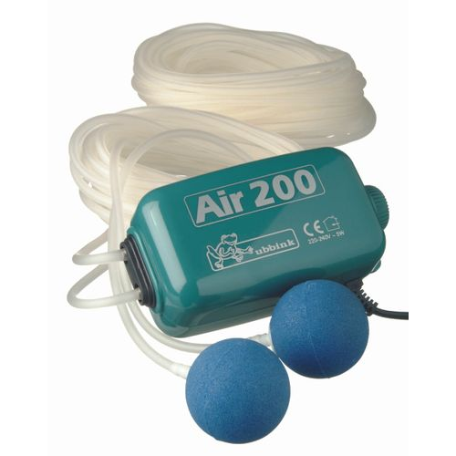 Pompe d'aération Ubbink 'Air 200' indoor' 5 W