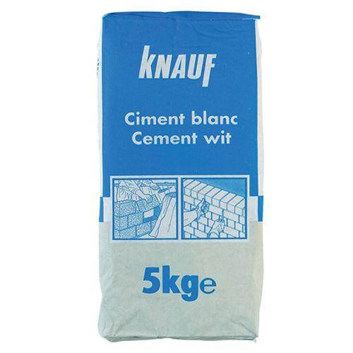 Ciment Knauf 'Portland' gris 5 kg