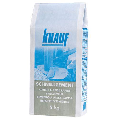Ciment à prise rapide Knauf 5 kg