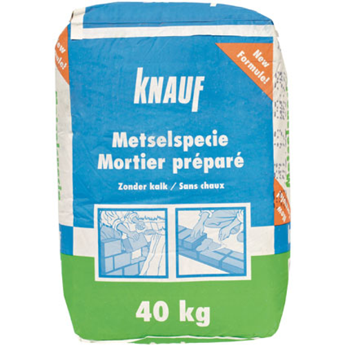 Knauf metselspecie 40 kg