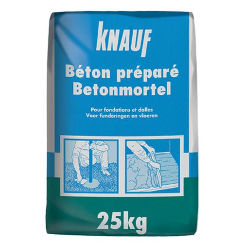 Knauf betonmortel 25 kg