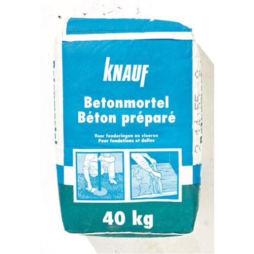 Béton préparé Knauf 40 kg