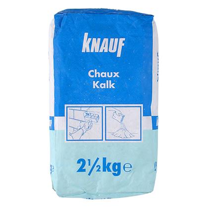 Chaux Knauf 2,5 kg