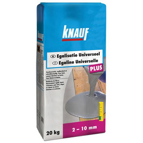 Knauf mortel 'Egalisatie universeel' 20 kg