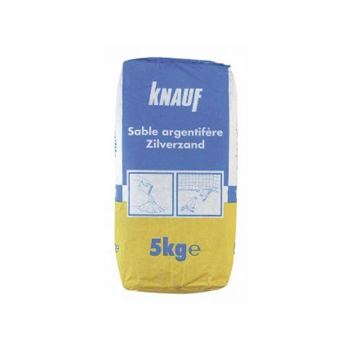 Sable Knauf argentifère 5 kg