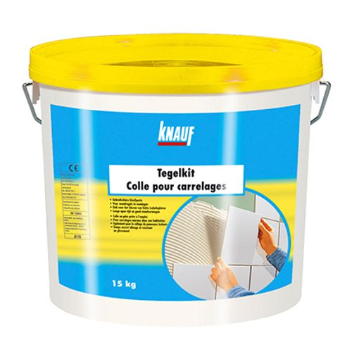Colle carrelages Knauf 3 kg