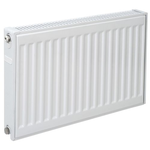 Plieger paneelradiator Compact 11 wit 60 x 60 x 7cm