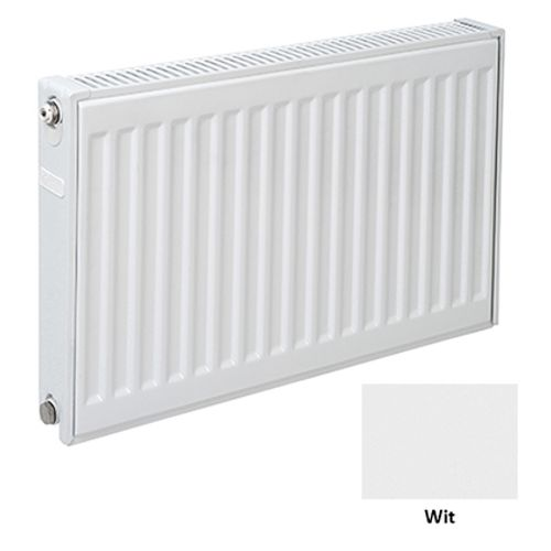 Plieger paneelradiator Compact 11 wit 60 x 100 x 7cm