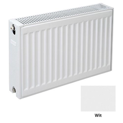 Plieger paneelradiator Compact 22 wit 60 x 100 x 10,5cm