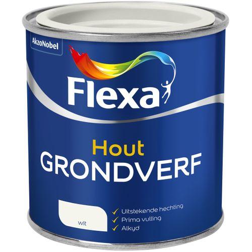 Flexa grondverf wit 250 ml