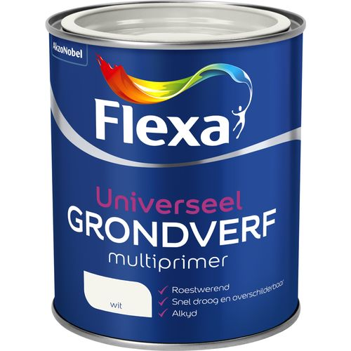 Flexa multiprimer wit 750ml