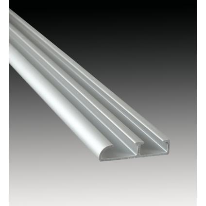 Mac Lean rail & roll geleidingsprofiel aluminium 200cm