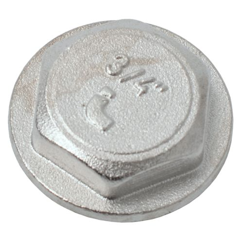 Raccord fileté Sanivesk chrome 3/4M