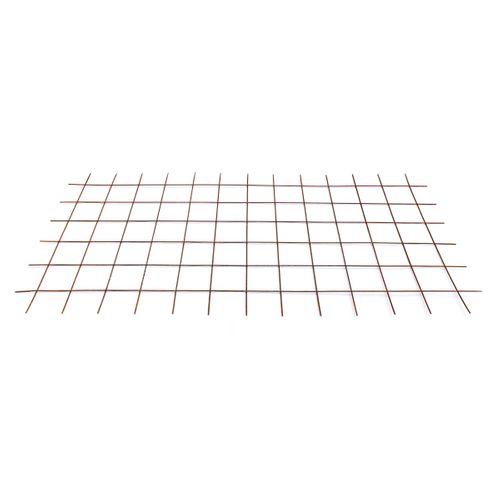 Treilli renforcement béton Coeck 2 m x 1 m fer 5 mm